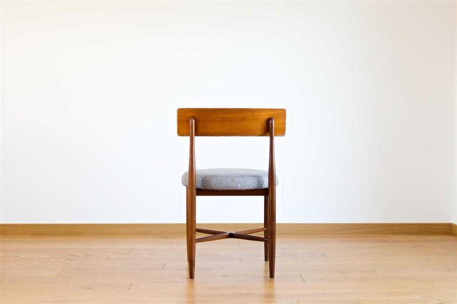 Kofod Larsen projektuotos kėdės. Nr. 2
